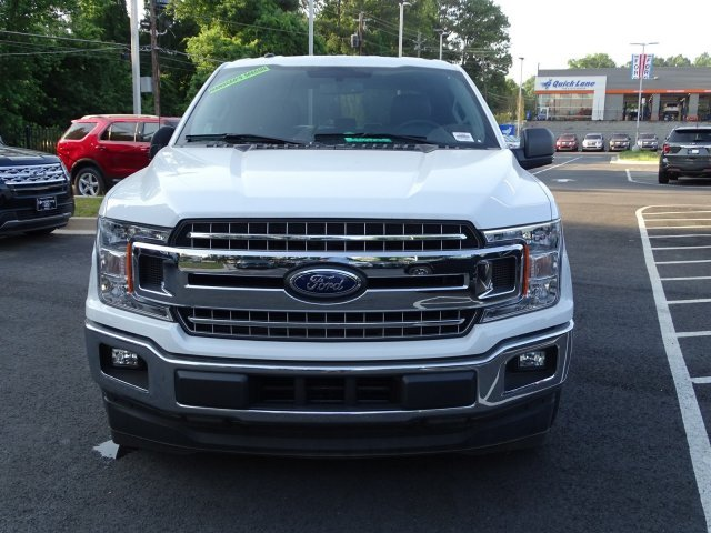 2018 Ford F-150 XLT Truck 4 Door Automatic Twin Turbo Regular Unleaded V-6 2.7 L/164 Engine RWD