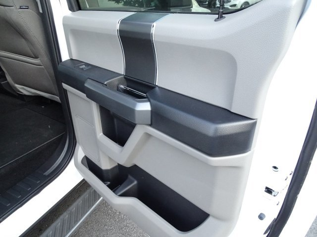 2018 Oxford White Ford F-150 XLT Automatic Truck Twin Turbo Regular Unleaded V-6 2.7 L/164 Engine RWD