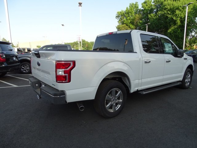 2018 Ford F-150 XLT 4 Door Automatic RWD Twin Turbo Regular Unleaded V-6 2.7 L/164 Engine Truck
