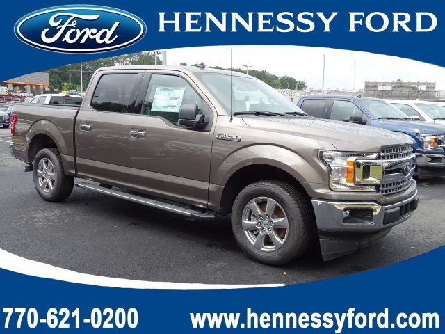 2019 Ford F-150 XLT Truck Twin Turbo Regular Unleaded V-6 2.7 L/164 Engine 4 Door RWD Automatic