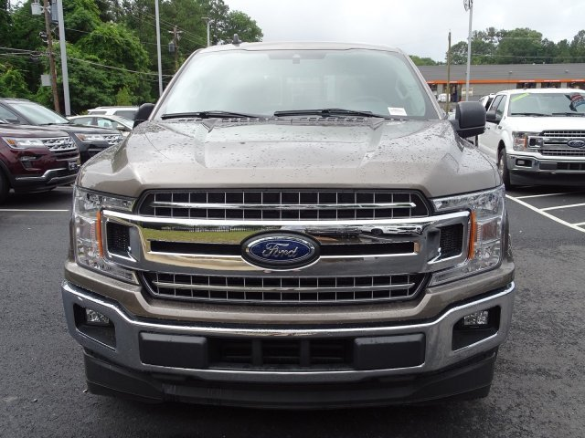 2019 Ford F-150 XLT Truck RWD 4 Door Automatic Twin Turbo Regular Unleaded V-6 2.7 L/164 Engine