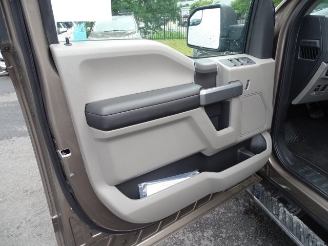 2019 Stone Gray Metallic Ford F-150 XLT RWD 4 Door Truck