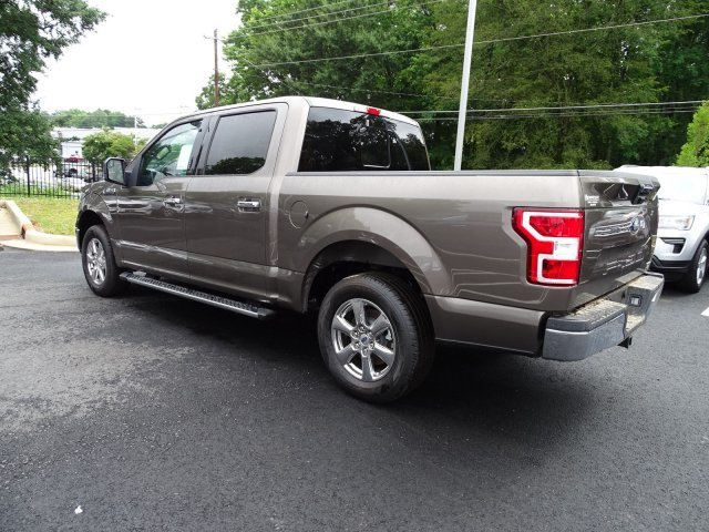 2019 Stone Gray Metallic Ford F-150 XLT 4 Door Truck RWD Automatic