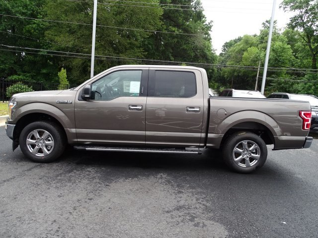 2019 Stone Gray Metallic Ford F-150 XLT Automatic 4 Door Truck