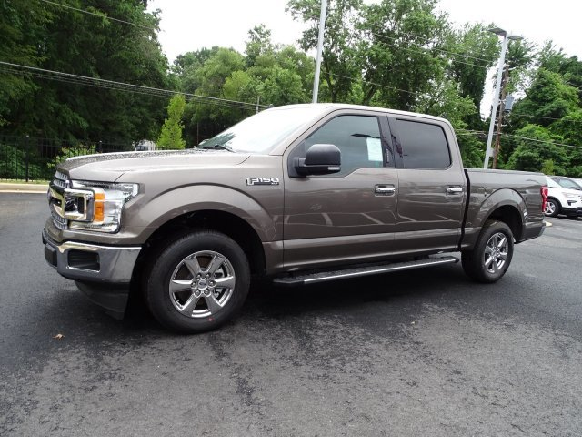 2019 Ford F-150 XLT Truck Twin Turbo Regular Unleaded V-6 2.7 L/164 Engine Automatic 4 Door RWD