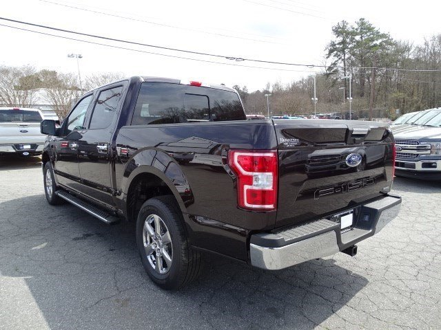2019 Magma Red Metallic Ford F-150 XLT Twin Turbo Regular Unleaded V-6 2.7 L/164 Engine Truck Automatic