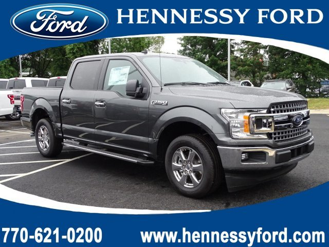 2019 Ford F-150 XLT Twin Turbo Regular Unleaded V-6 2.7 L/164 Engine 4 Door Truck RWD