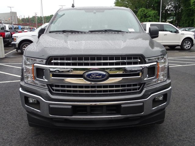 2019 Ford F-150 XLT Automatic Truck Twin Turbo Regular Unleaded V-6 2.7 L/164 Engine 4 Door RWD