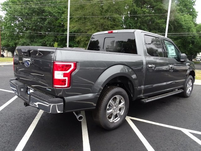 2019 Ford F-150 XLT Twin Turbo Regular Unleaded V-6 2.7 L/164 Engine Automatic RWD Truck 4 Door