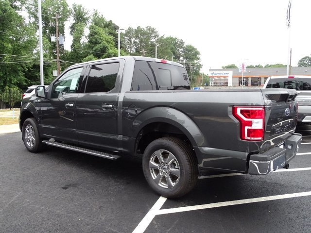 2019 Ford F-150 XLT 4 Door RWD Twin Turbo Regular Unleaded V-6 2.7 L/164 Engine Automatic