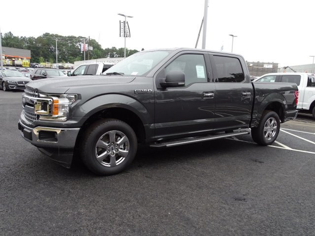 2019 Ford F-150 XLT Twin Turbo Regular Unleaded V-6 2.7 L/164 Engine Truck RWD