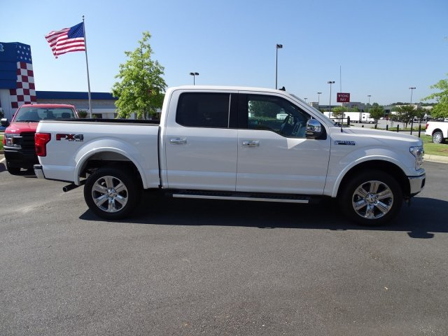 2019 Ford F-150 LARIAT Twin Turbo Regular Unleaded V-6 3.5 L/213 Engine Automatic Truck 4X4 4 Door
