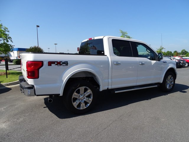 2019 Ford F-150 LARIAT Truck Automatic Twin Turbo Regular Unleaded V-6 3.5 L/213 Engine 4 Door 4X4