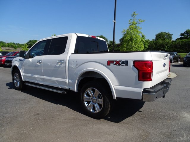 2019 Ford F-150 LARIAT Truck Twin Turbo Regular Unleaded V-6 3.5 L/213 Engine 4X4 Automatic 4 Door
