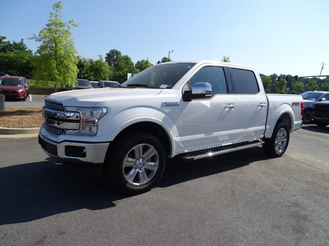 2019 Ford F-150 LARIAT Automatic 4X4 Truck 4 Door