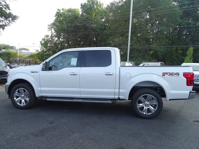 2019 Ford F-150 LARIAT 4 Door Truck Twin Turbo Regular Unleaded V-6 3.5 L/213 Engine