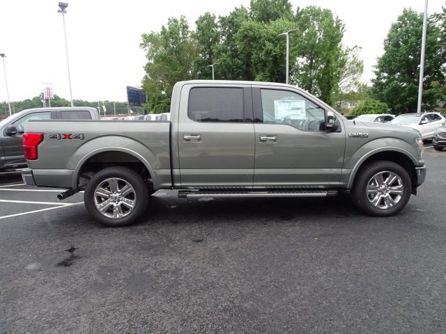2019 Ford F-150 LARIAT Automatic Twin Turbo Regular Unleaded V-6 3.5 L/213 Engine 4X4 Truck 4 Door