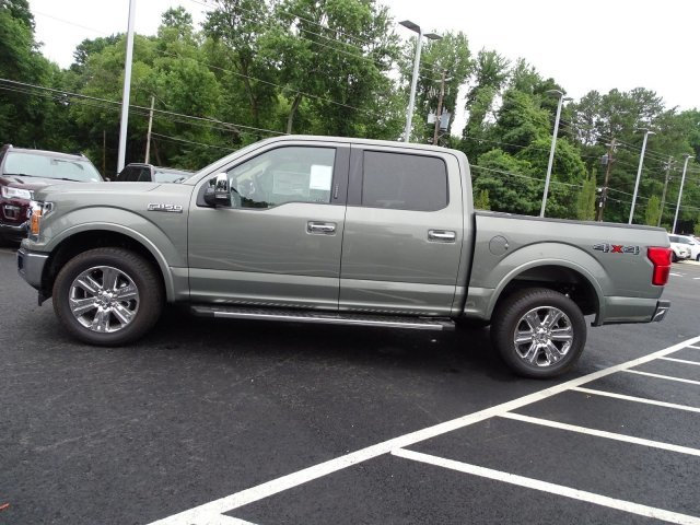 2019 Silver Spruce Metallic Ford F-150 LARIAT Automatic Truck 4X4 4 Door Twin Turbo Regular Unleaded V-6 3.5 L/213 Engine