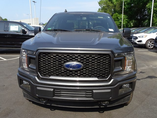 2019 Magnetic Metallic Ford F-150 XLT Truck Automatic 4X4