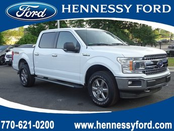 2019 Ford F-150 XLT Automatic 4X4 Regular Unleaded V-8 5.0 L/302 Engine