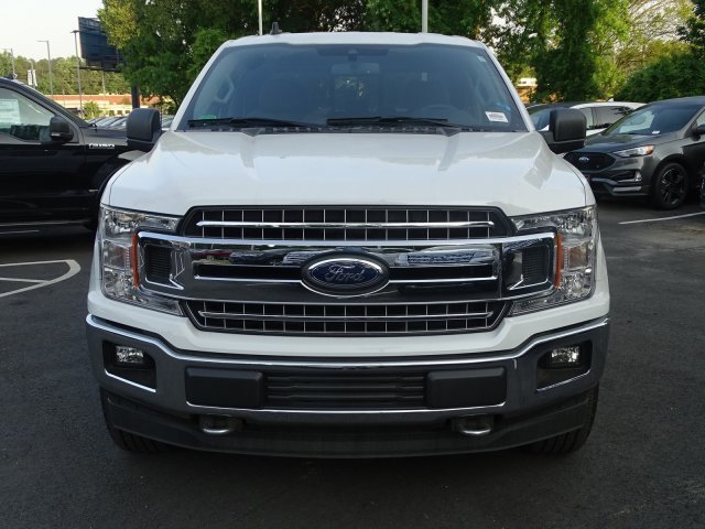 2019 Ford F-150 XLT Regular Unleaded V-8 5.0 L/302 Engine Truck Automatic 4X4
