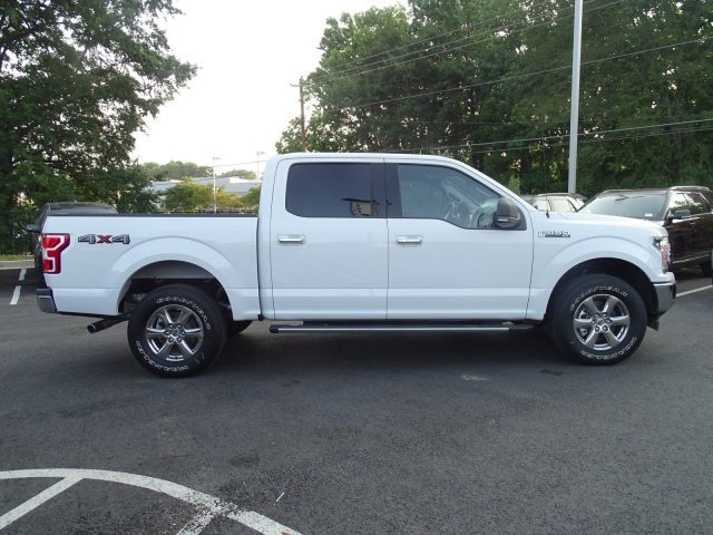 2019 Ford F-150 XLT 4 Door Truck Regular Unleaded V-8 5.0 L/302 Engine Automatic 4X4