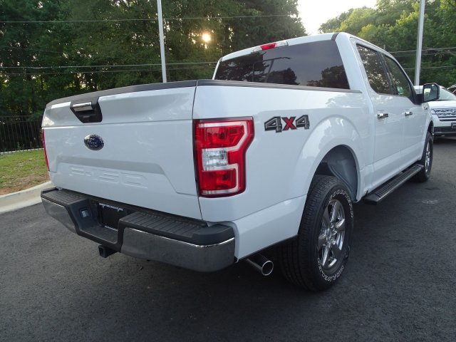 2019 Ford F-150 XLT Automatic Truck 4 Door Regular Unleaded V-8 5.0 L/302 Engine 4X4