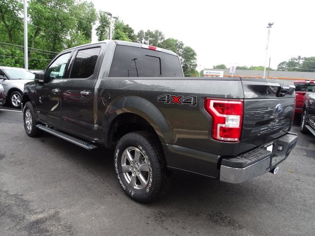 2019 Magnetic Metallic Ford F-150 XLT Automatic 4 Door Truck