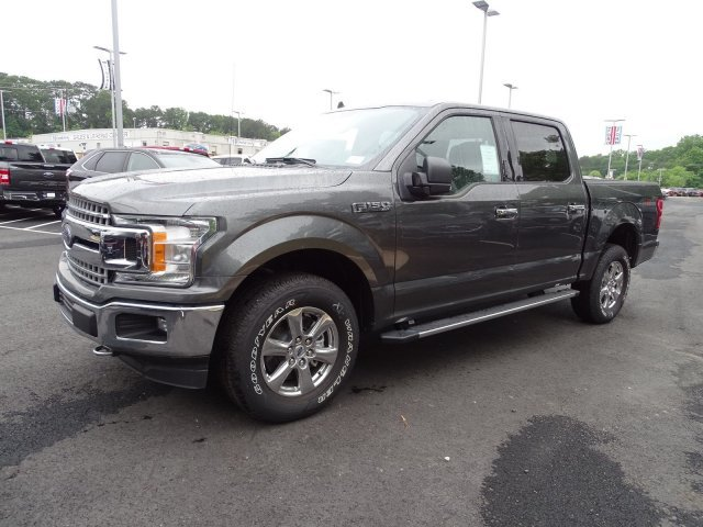 2019 Ford F-150 XLT Automatic 4 Door 4X4 Regular Unleaded V-8 5.0 L/302 Engine