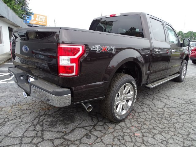 2019 Magma Red Metallic Ford F-150 XLT Truck Automatic 4 Door