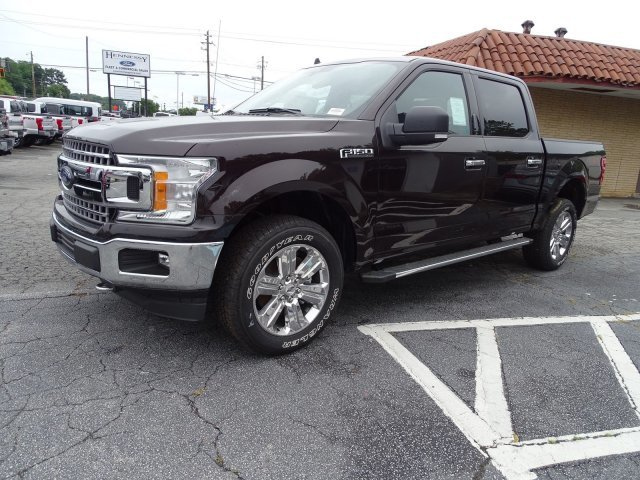 2019 Ford F-150 XLT 4 Door Automatic 4X4 Truck Regular Unleaded V-8 5.0 L/302 Engine