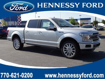 2019 Ford F-150 Limited Twin Turbo Regular Unleaded V-6 3.5 L/213 Engine Automatic 4X4 4 Door