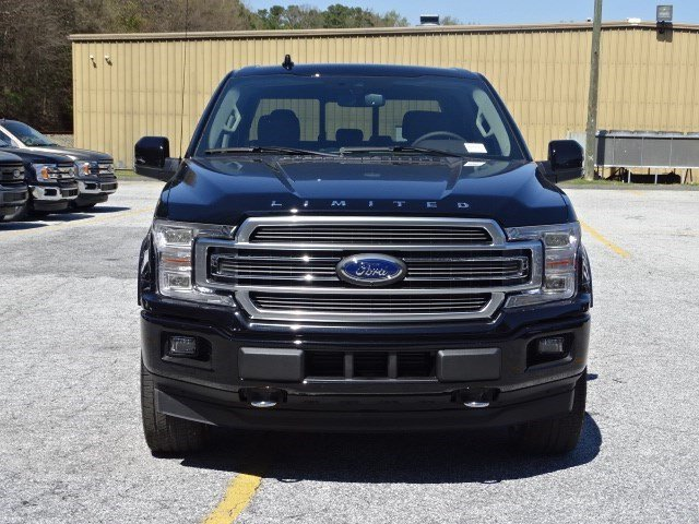 2019 Ford F-150 Limited 4 Door Automatic Twin Turbo Regular Unleaded V-6 3.5 L/213 Engine