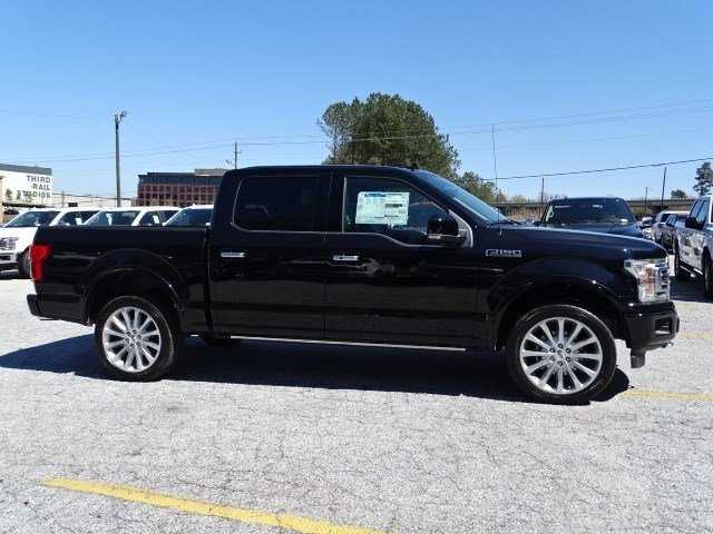 2019 Ford F-150 Limited 4X4 Truck Automatic Twin Turbo Regular Unleaded V-6 3.5 L/213 Engine 4 Door
