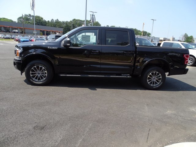 2019 Ford F-150 XLT 4 Door Truck Twin Turbo Regular Unleaded V-6 2.7 L/164 Engine Automatic 4X4