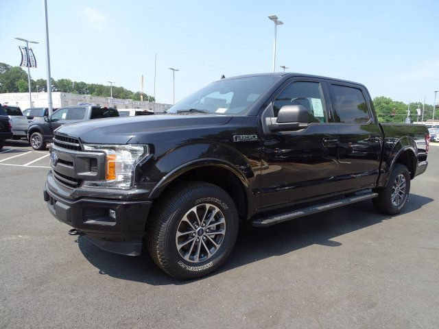 2019 Ford F-150 XLT Twin Turbo Regular Unleaded V-6 2.7 L/164 Engine 4 Door Automatic