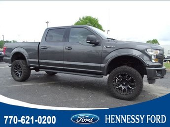 2016 Ford F-150 XLT 4 Door Automatic 4X4 Truck Regular Unleaded V-8 5.0 L/302 Engine