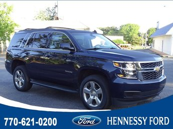2017 Chevy Tahoe LT 4 Door Automatic Gas/Ethanol V8 5.3L/325 Engine RWD