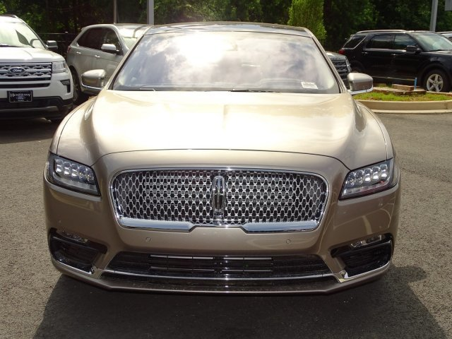 2019 Lincoln Continental Reserve Twin Turbo Unleaded V-6 2.7 L/164 Engine Automatic 4 Door FWD