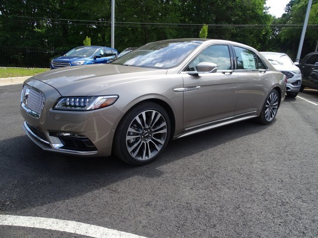 2019 Lincoln Continental Reserve Automatic Twin Turbo Unleaded V-6 2.7 L/164 Engine FWD 4 Door