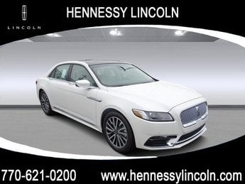 2019 Lincoln Continental Select FWD Sedan 4 Door Unleaded V-6 3.7 L/227 Engine Automatic