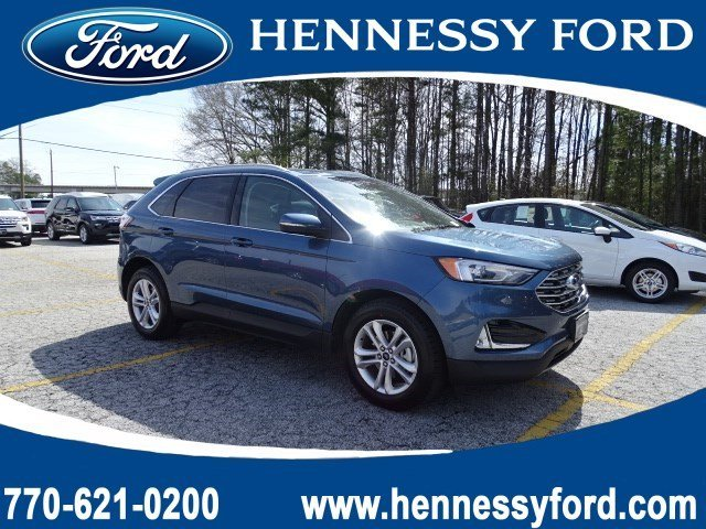 2019 Ford Edge SEL FWD 4 Door SUV