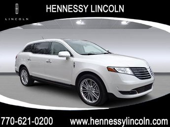 2019 Lincoln MKT Reserve AWD Automatic SUV 4 Door Twin Turbo Unleaded V-6 3.5 L/213 Engine