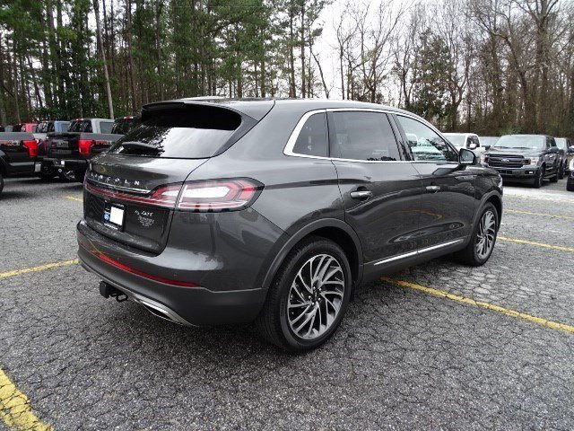 2019 Magnetic Gray Metallic Lincoln Nautilus Reserve SUV 4 Door Intercooled Turbo Unleaded I-4 2.0 L/122 Engine Automatic
