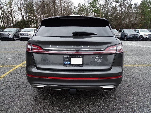 2019 Magnetic Gray Metallic Lincoln Nautilus Reserve Automatic 4 Door FWD SUV