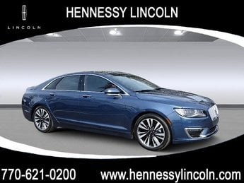 2019 Lincoln MKZ Reserve II Intercooled Turbo Unleaded I-4 2.0 L/122 Engine Sedan Automatic FWD 4 Door