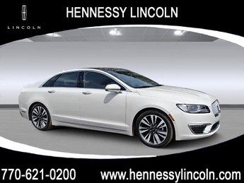 2019 Lincoln MKZ Hybrid Reserve II Automatic (CVT) Sedan Gas/Electric I-4 2.0 L/122 Engine FWD
