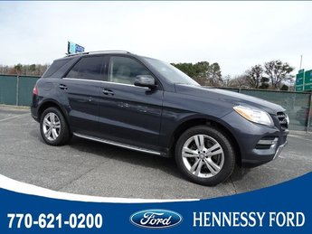 2015 Mercedes-Benz M-Class ML 350 4 Door SUV Automatic