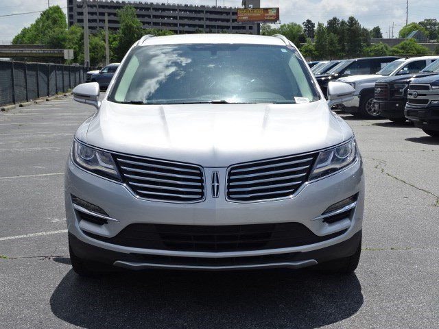 2016 Ingot Silver Metallic Lincoln MKC Select FWD SUV Automatic 4 Door Intercooled Turbo Premium Unleaded I-4 2.0 L/122 Engine
