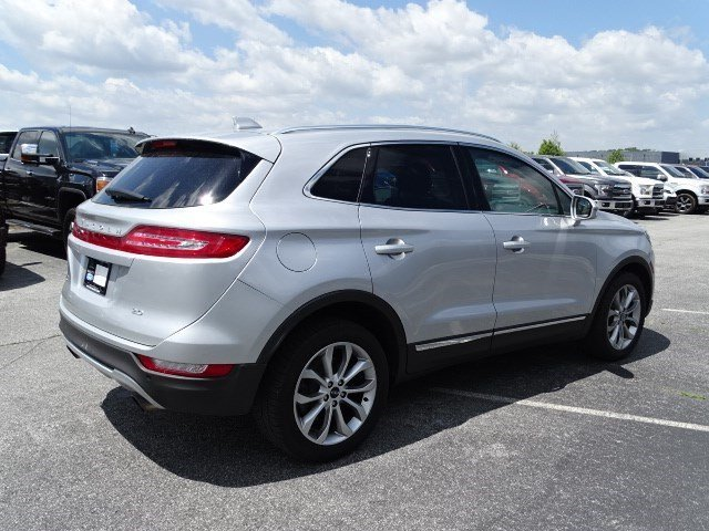 2016 Ingot Silver Metallic Lincoln MKC Select Automatic 4 Door SUV Intercooled Turbo Premium Unleaded I-4 2.0 L/122 Engine